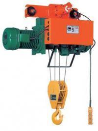 Monorail Electric Wire Rope Hoist