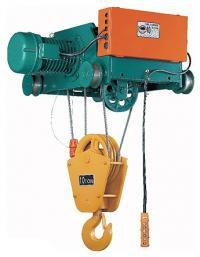 Electric Wire Rope Hoist / Saddle Trolley
