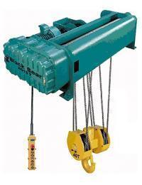 Electric Wire Rope Hoist(USA)-Footmount